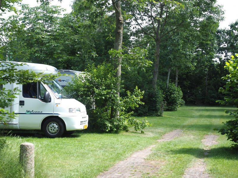 Rondleiding camping kleine weide 01