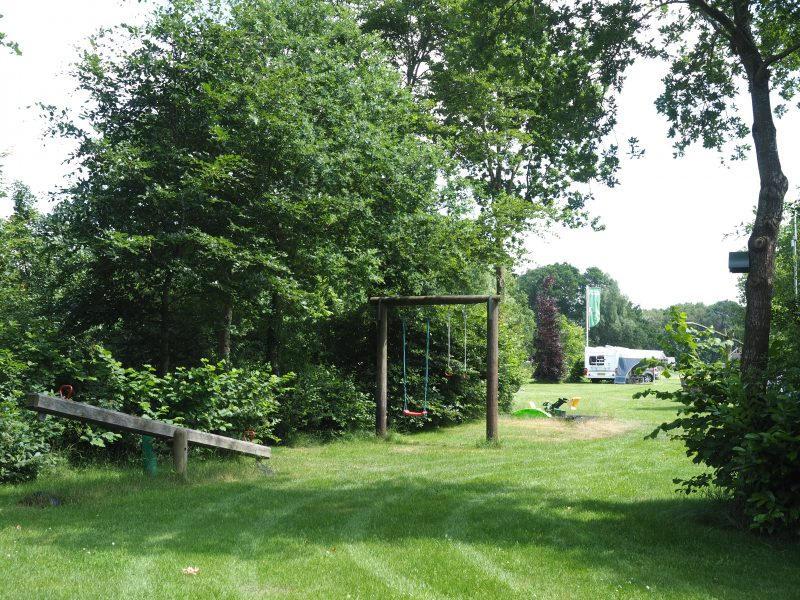 Speelplek camping de kleine weide